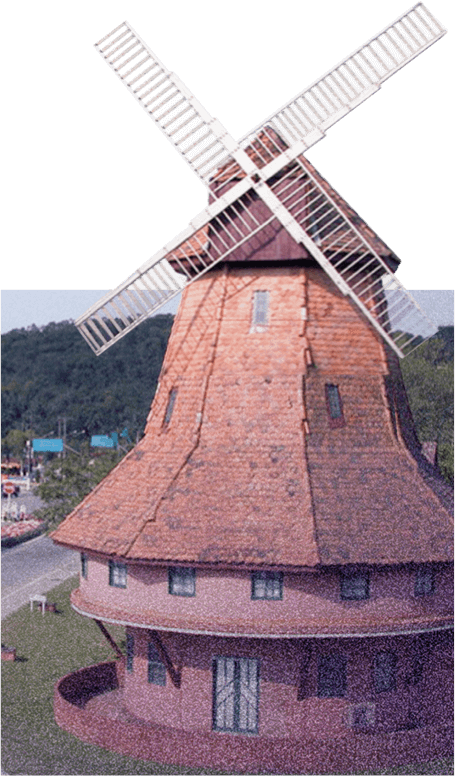 Imagem da cidade de Joinville.