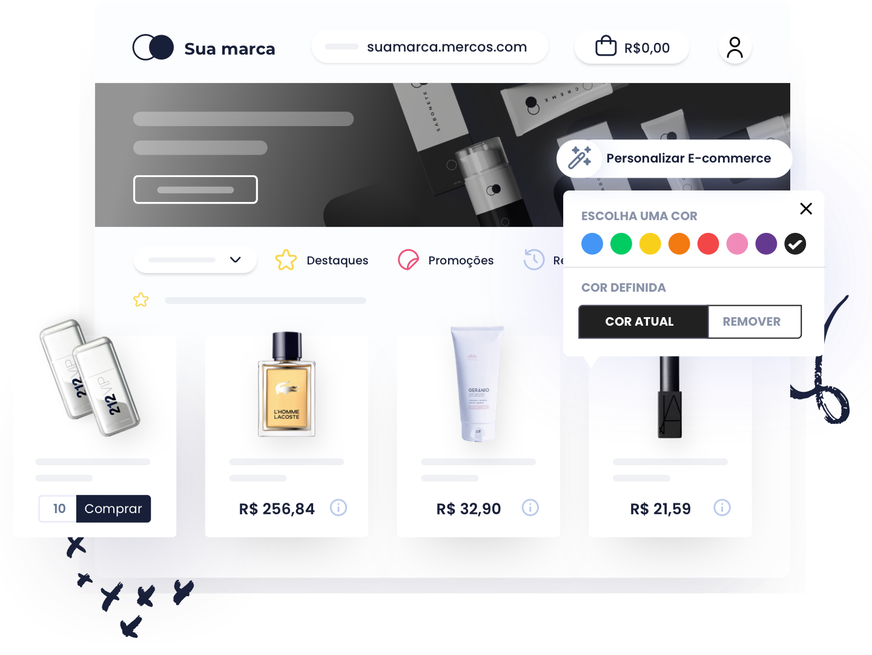 E-commerce B2B da Mercos: mais vendas 24h por dia, 7 dias por semana