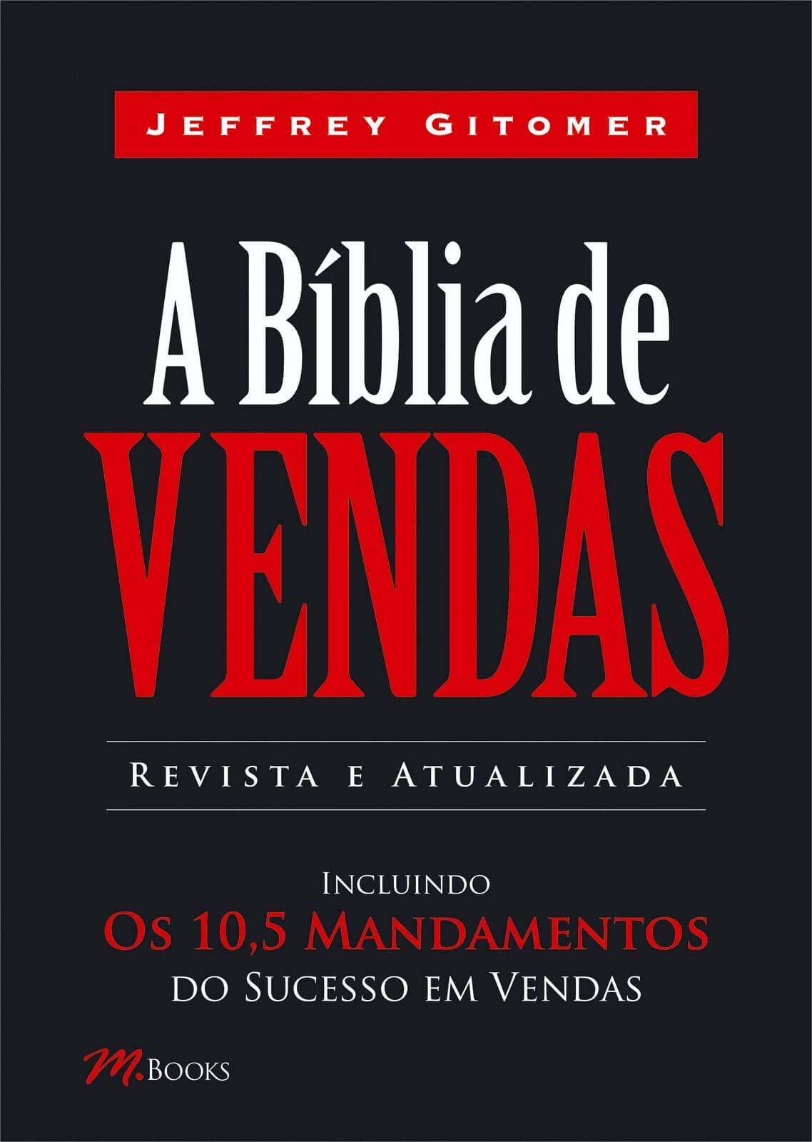 Livro A Bíblia de Vendas