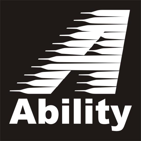 Logo da empresa Ability.