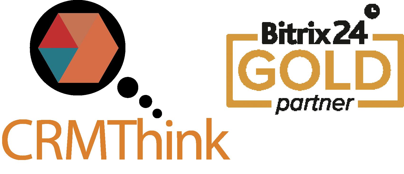 Logo da empresa CRMThink.