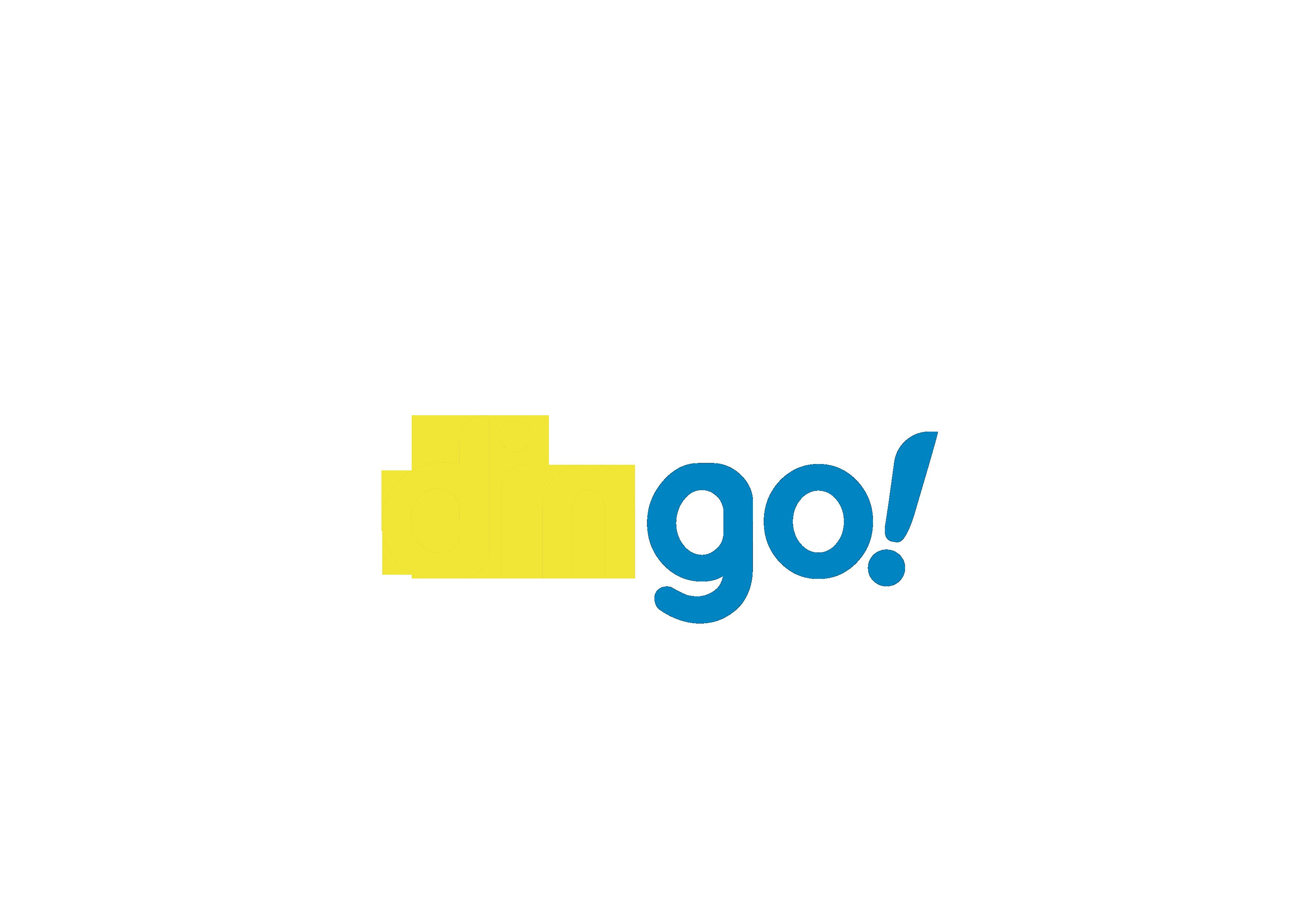 Logo da empresa Dingo!.