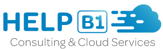 Logo da empresa HELPB1.