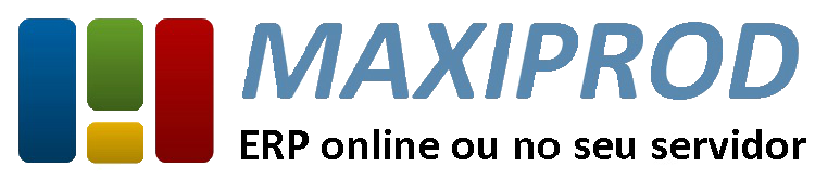 Logo da empresa Maxiprod Informática Industrial Ltda..