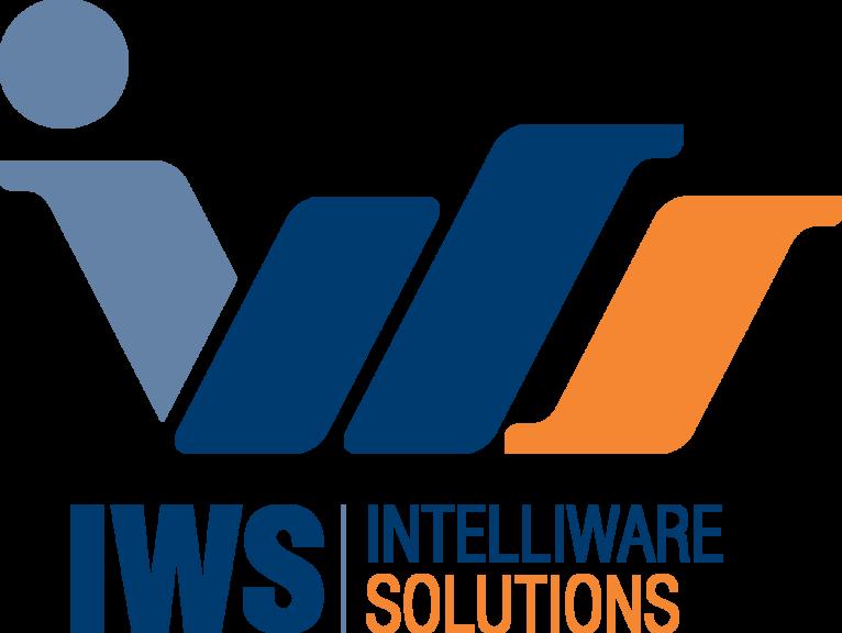 Logo da empresa IWS Intelliware Solutions.