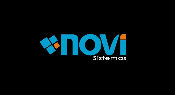 Logo da empresa Novi Sistemas.