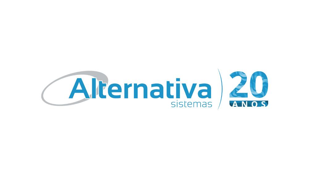 Logo da empresa Alternativa Sistemas.