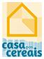 Logo do apoiador: Casa dos Cereais.