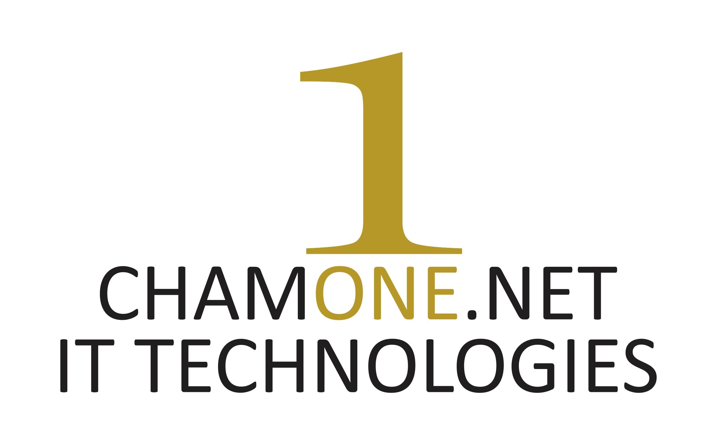 Logo da empresa CHAMONE2.