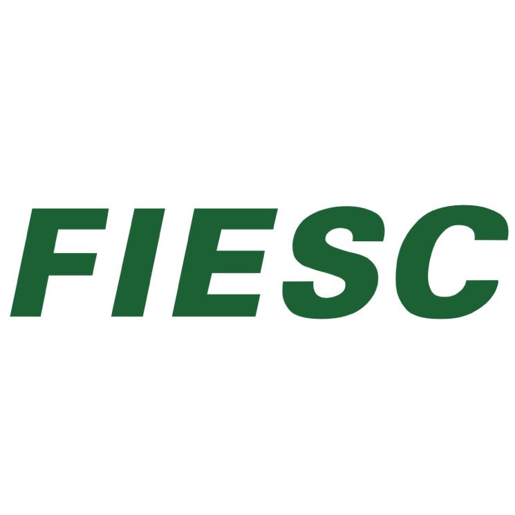 Logo da empresa Fiesc.