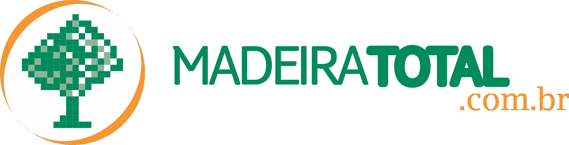 Logo da empresa Madeira Total.