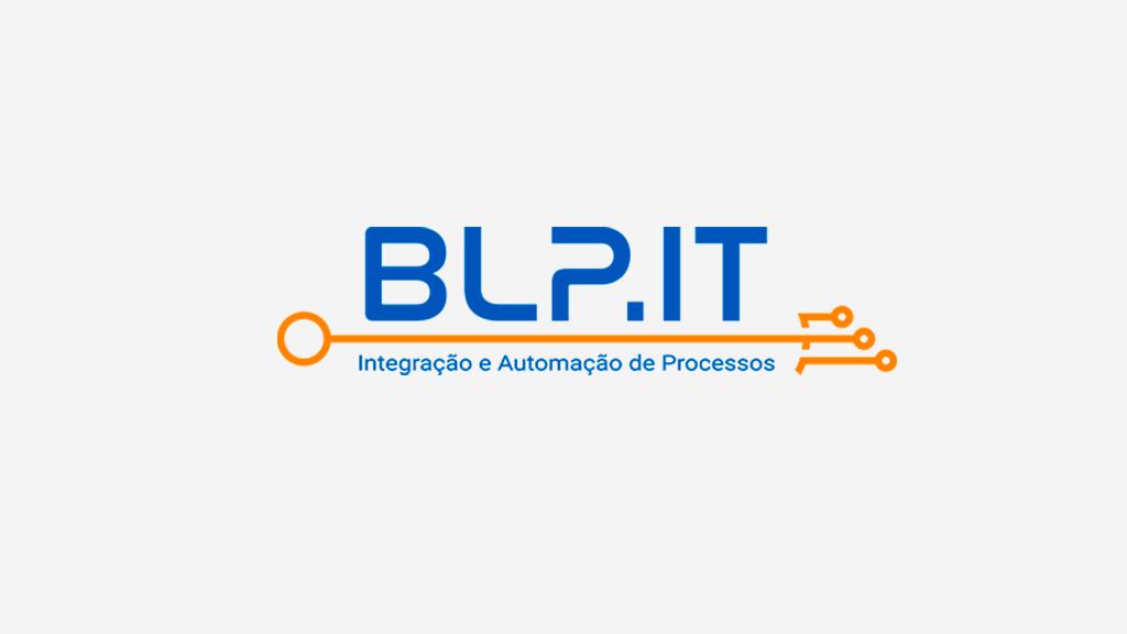 Logo da empresa BLP.IT Integração e Automação de Processos.
