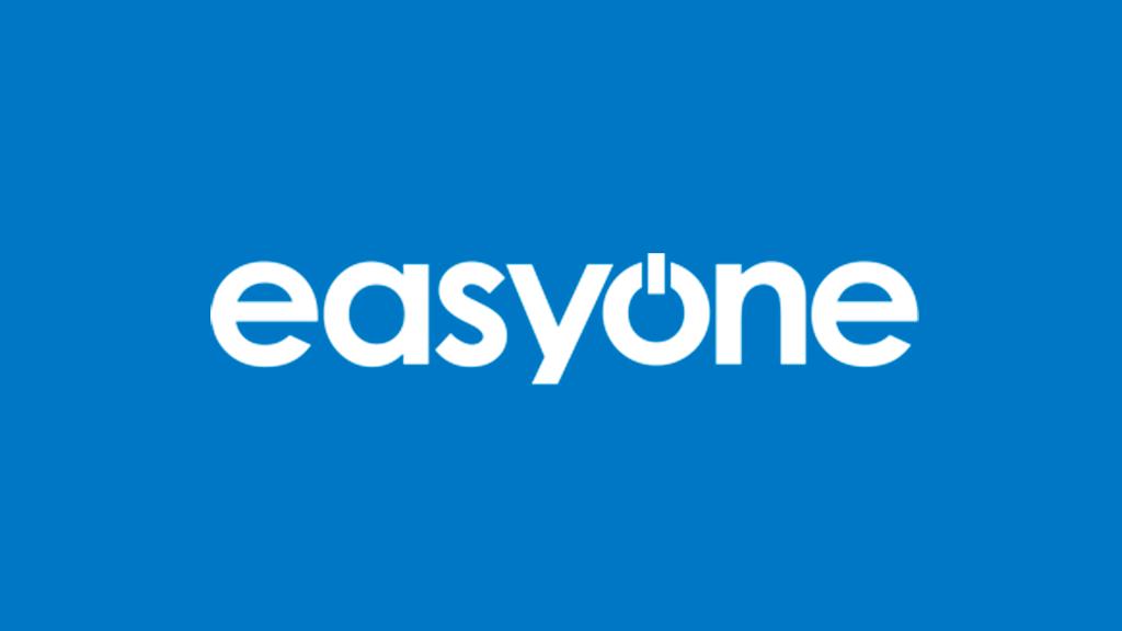 Logo da empresa EasyOne.