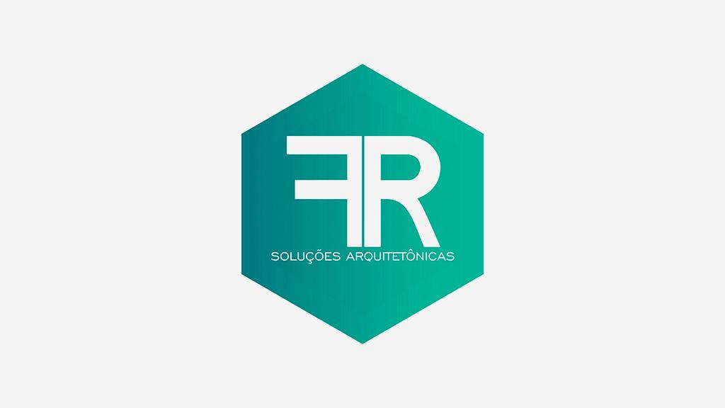Logo da empresa FR Soluções.