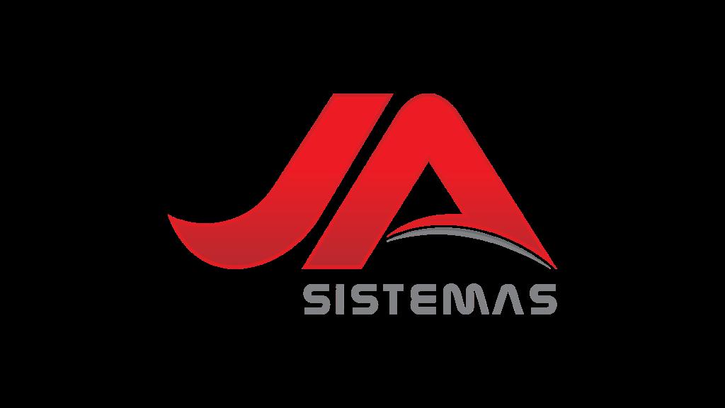 Logo da empresa JA Sistemas.
