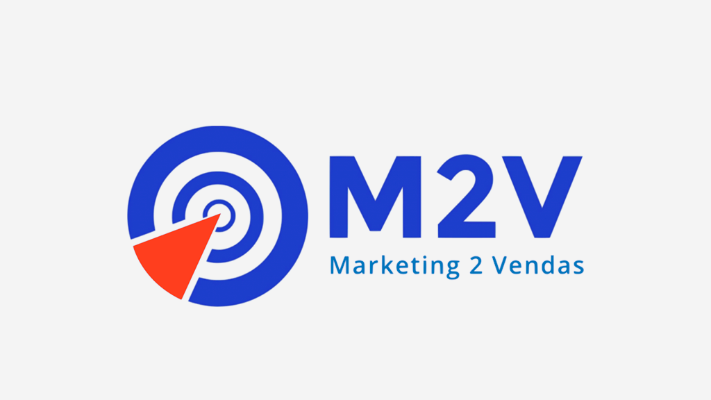 Logo da empresa Marketing2Vendas.