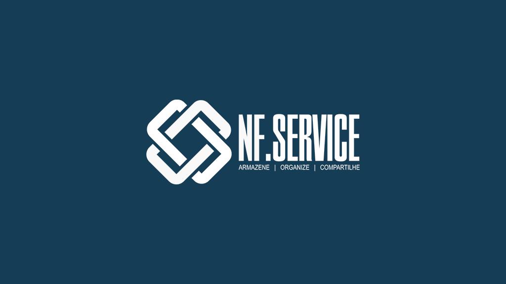 Logo da empresa NFSERVICE.