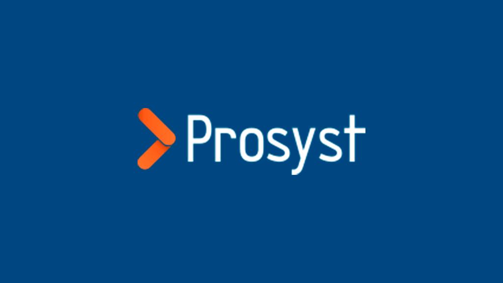 Logo da empresa Prosyst Sistemas.