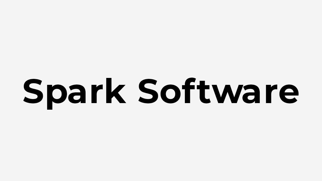 Logo da empresa Spark Software.