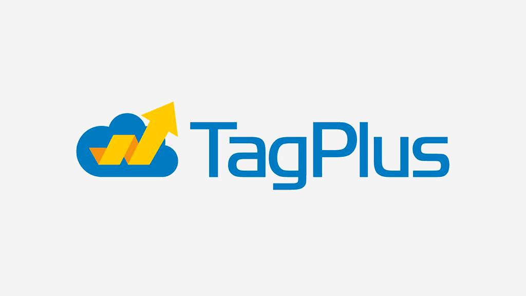 Logo da empresa TagPlus.