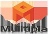 Logo do patrocinador Bronze: Mulltipla.