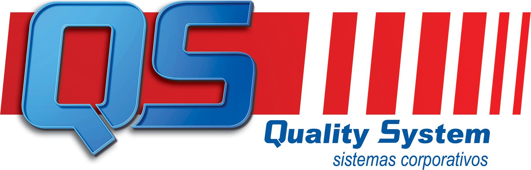 Logo da empresa Quality System.