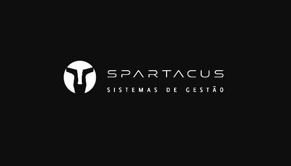 Logo da empresa Spartacus Sistemas.