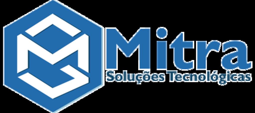 Logo da empresa Mitra Soluções Tecnológicas.
