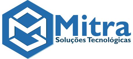 Logo da empresa Mitra Soluções Tecnológica.