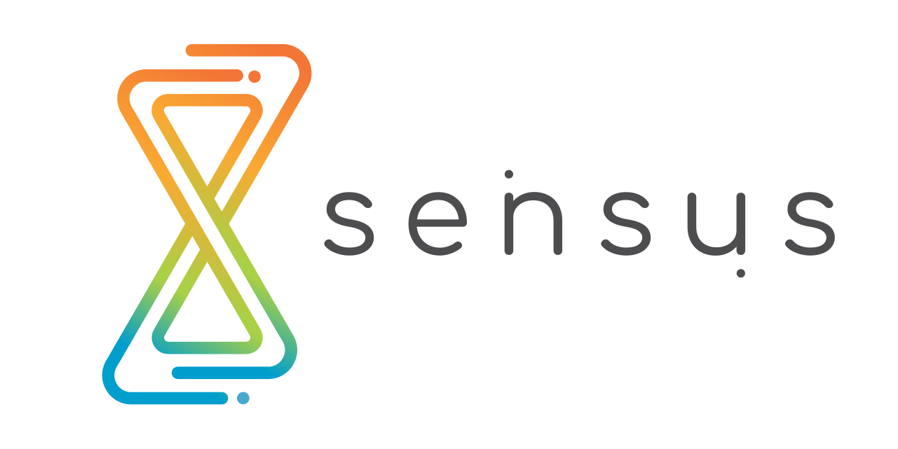 Logo da empresa Sensus Tecnologia LTDA.