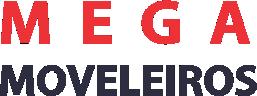Logo da empresa Mega Moveleiros.