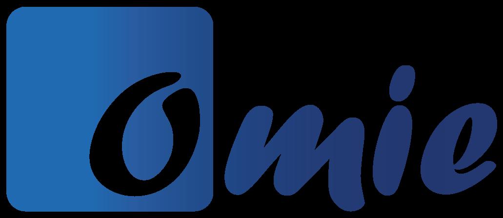 Logo da empresa Omie.