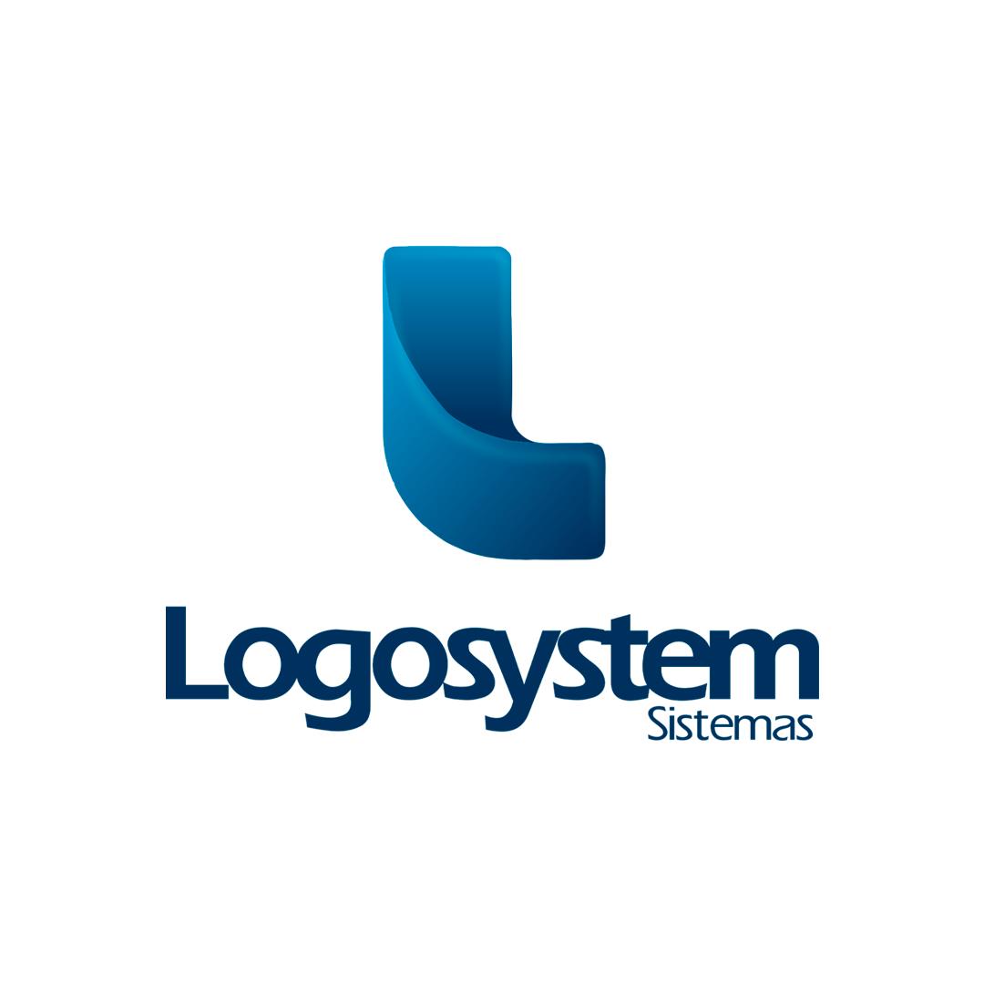 Logo da empresa Logosystem.
