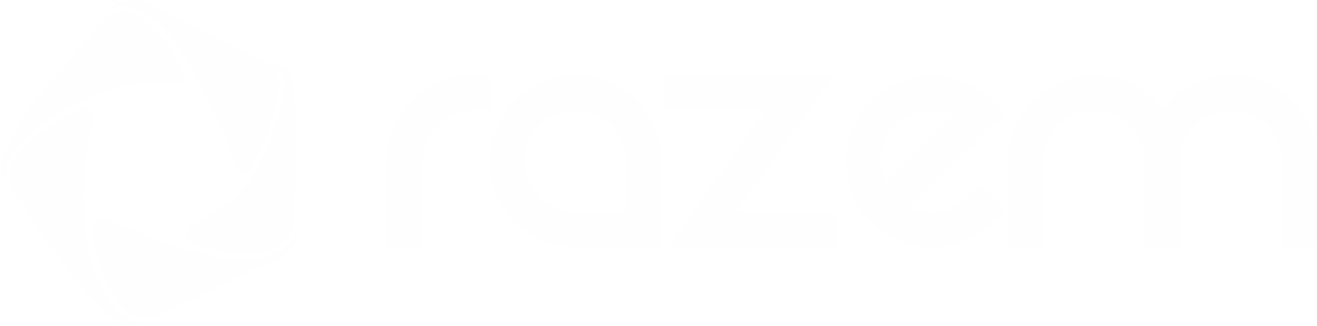 Logo da empresa Razem.
