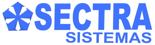 Logo da empresa Sectra Sistemas.