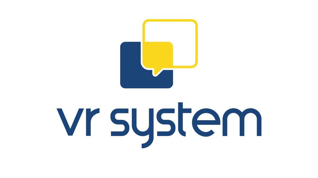 Logo da empresa VR System - E-Trade.
