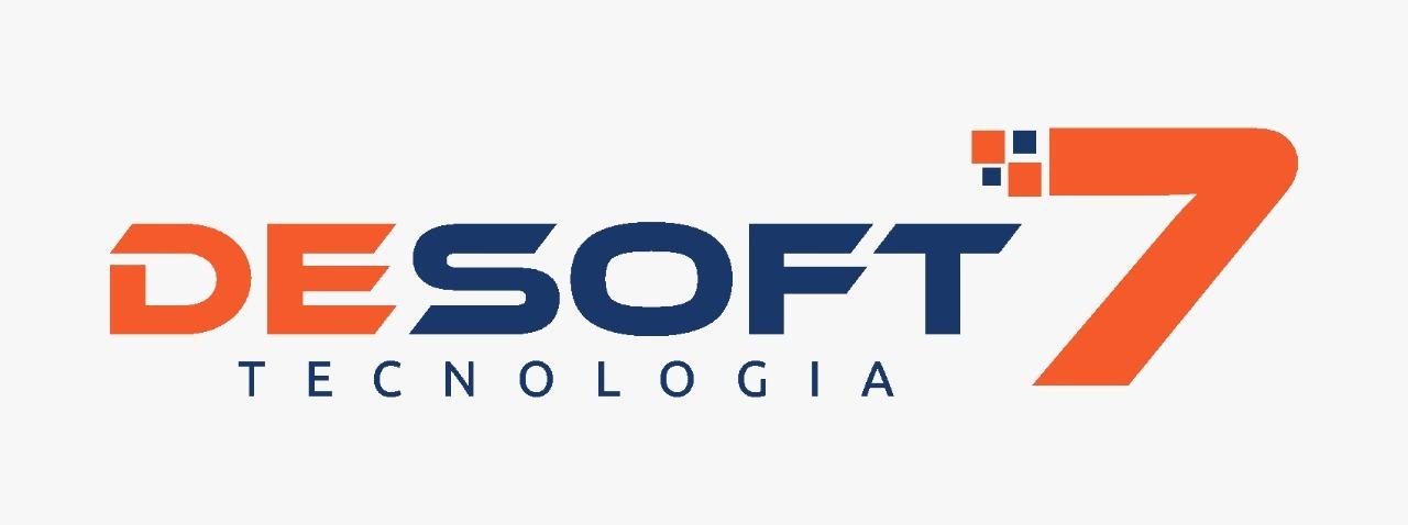 Logo da empresa Desoft7 Tecnologia.